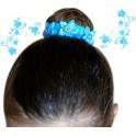 """SPRING"" hair elastic bands"