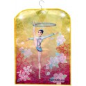 "Paint Leotard Holder ""Josephine with hoop"""